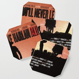 You'll never leave Harlan alive Coaster