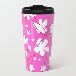 Flowers from Clara Travel Mug