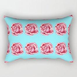 EO Red Rose Rectangular Pillow