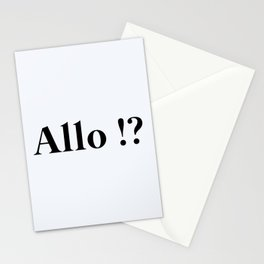 94. Hello Stationery Cards