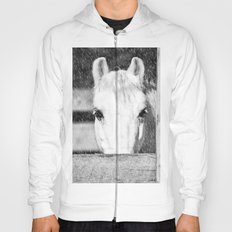 Winter Horse Hoody