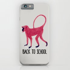 Back To School Slim Case iPhone 6s