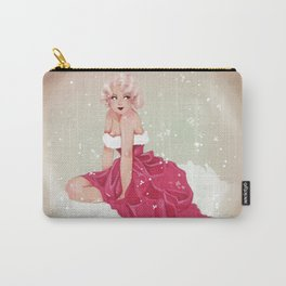 """wonderful time"" Carry-All Pouch"