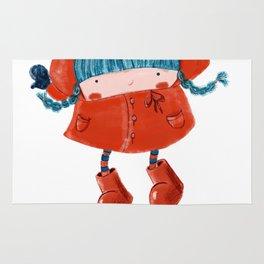 Red Ridinghood Rug