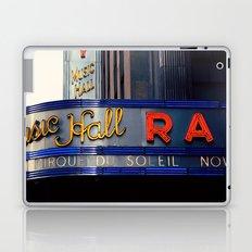 Radio City Music Hall NYC Laptop & iPad Skin