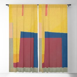 Finn Juhl in Arpoador Blackout Curtain