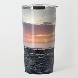 Jekyll Island Sunrise Travel Mug