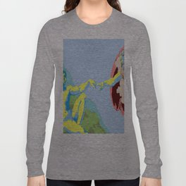 Sistine Chapel Long Sleeve T-shirt