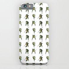 Ninja Turtle Pattern Slim Case iPhone 6s