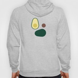 Avocado face Hoody