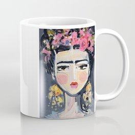 Fine Frida Coffee Mug