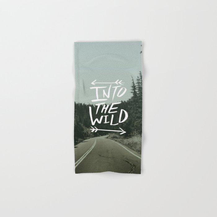 Into the Wild II Hand & Bath Towel