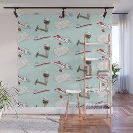 Hygiene Essentials Wall Mural