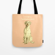 Labradorable Tote Bag