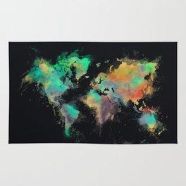 world map 107 #worldmap #map Rug
