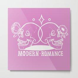 Modern Romance Metal Print