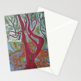 Red 1 Stationery Cards
