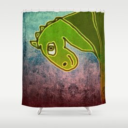 Animal Brother - 2 Shower Curtain