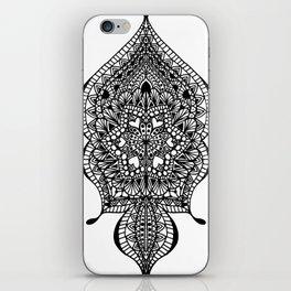 Doodle Flow iPhone Skin