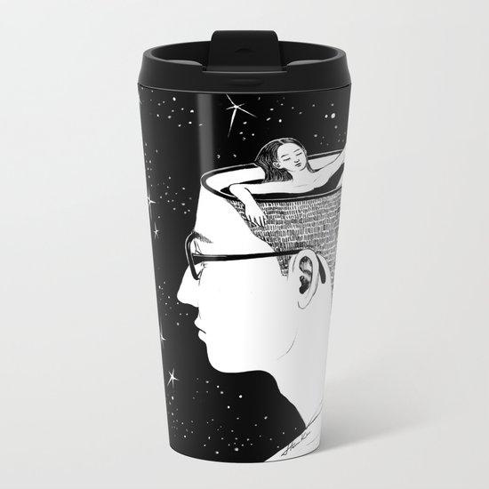 Rest Inside You Metal Travel Mug