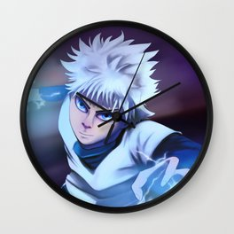 KILLUA ZOLDYCK Wall Clock