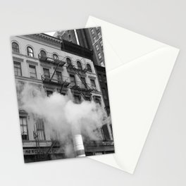 NY smoke Stationery Cards