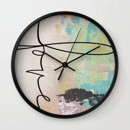 """""""Love"""" John 15:13 Wall Clock"""