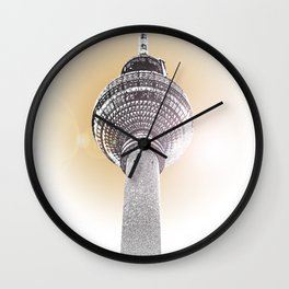 Berlin Love Wall Clock