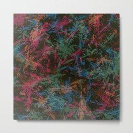 Abstract collection 124 (v.2) Metal Print