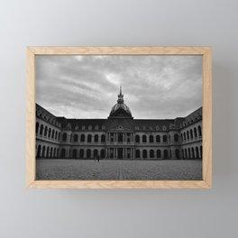 Military Museum Framed Mini Art Print