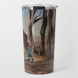 Zombie Farm Travel Mug