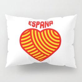 amo españa Pillow Sham