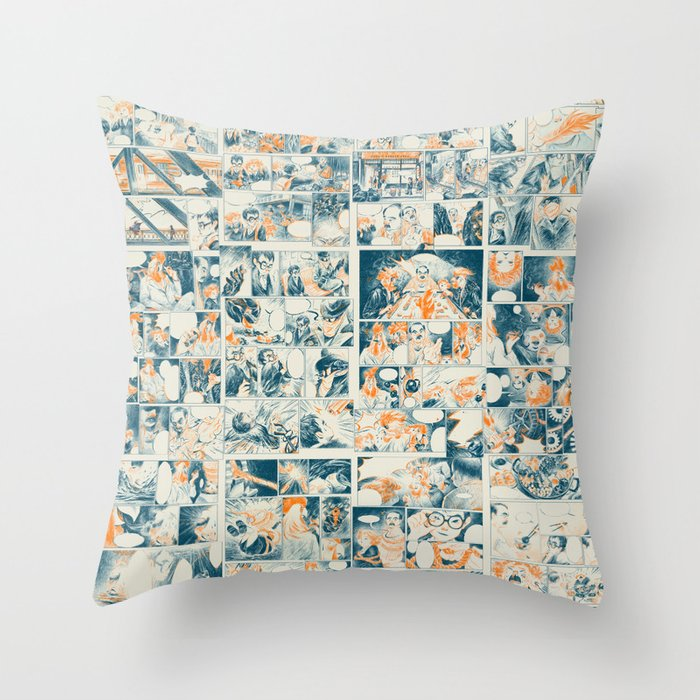WELCOME TO CHINATOWN Throw Pillow