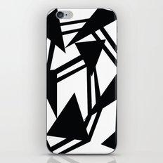 Race iPhone & iPod Skin