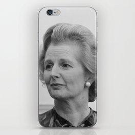 Margaret Thatcher iPhone Skin