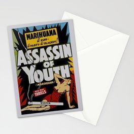 Anti-hemp old poster Stationery Cards