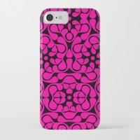 calavera iPhone & iPod Cases featuring Calavera by jikama azpeitia