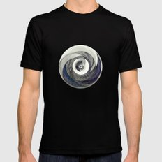 Circles K Mens Fitted Tee SMALL Black