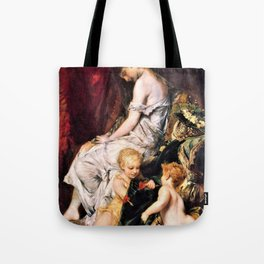 The Dream After the Ball - Digital Remastered Edition Tote Bag