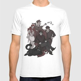Woland and his retinue T-shirt