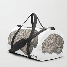 in my brain, it's tingling Duffle Bag