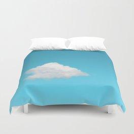 Happy Cloud Duvet Cover