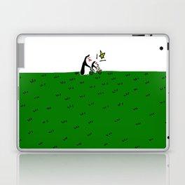 Riding Penguin Laptop & iPad Skin