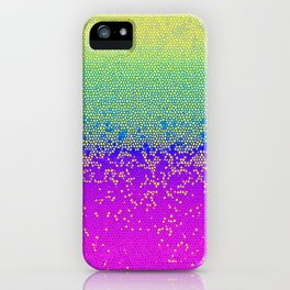 Glitter Star Dust G289 iPhone Case