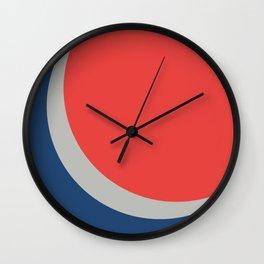 Mod Eclipse Wall Clock