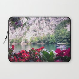 Matka Canyon, Macedonia Laptop Sleeve