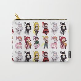 RWBY + JNPR Carry-All Pouch