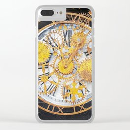 Sign of the Times Clear iPhone Case