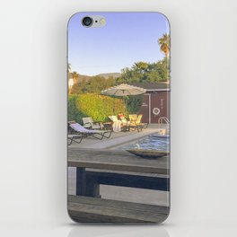 Califorina Hills iPhone Skin