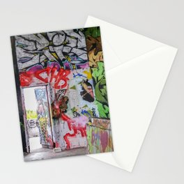Graffiti Art Stationery Cards